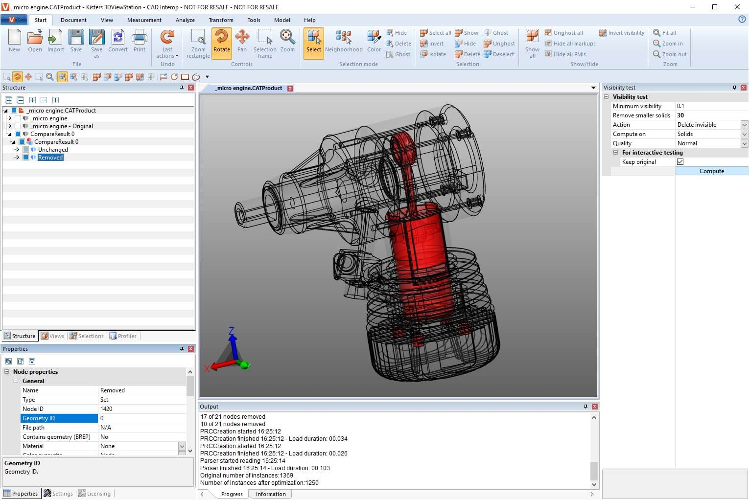 CAD Interop - 2D & 3D CAD analysis for Project Review